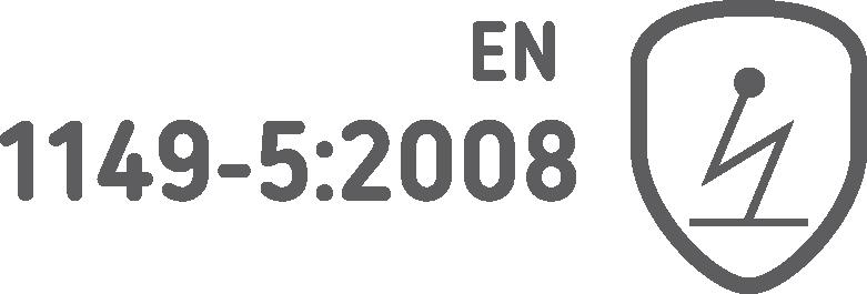 Norma EN  1149-5:2008