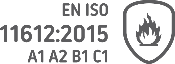Norma EN ISO 11612:2015