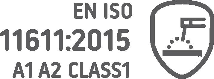 Norma EN SIO 11611:2015